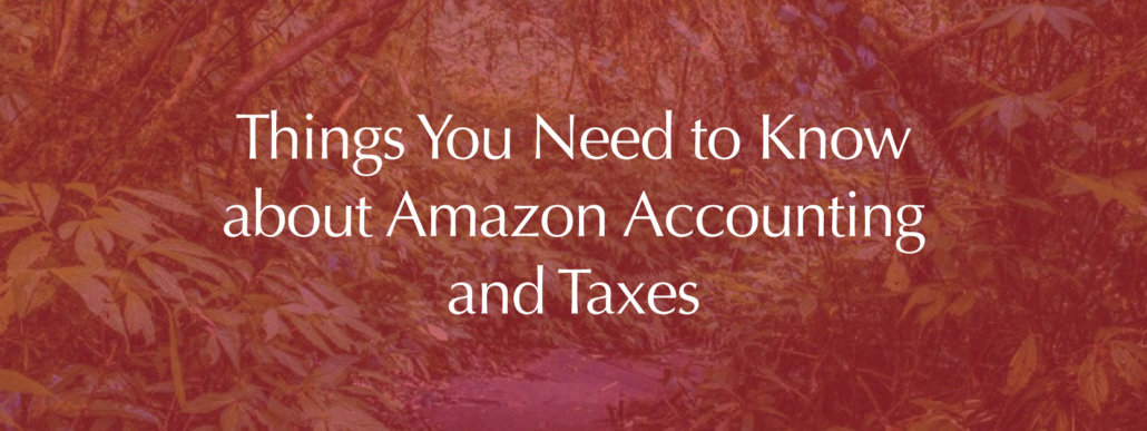 Amazon accounting
